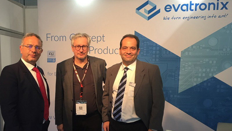 Evatronix joins STMicroelectronics Partner Program
