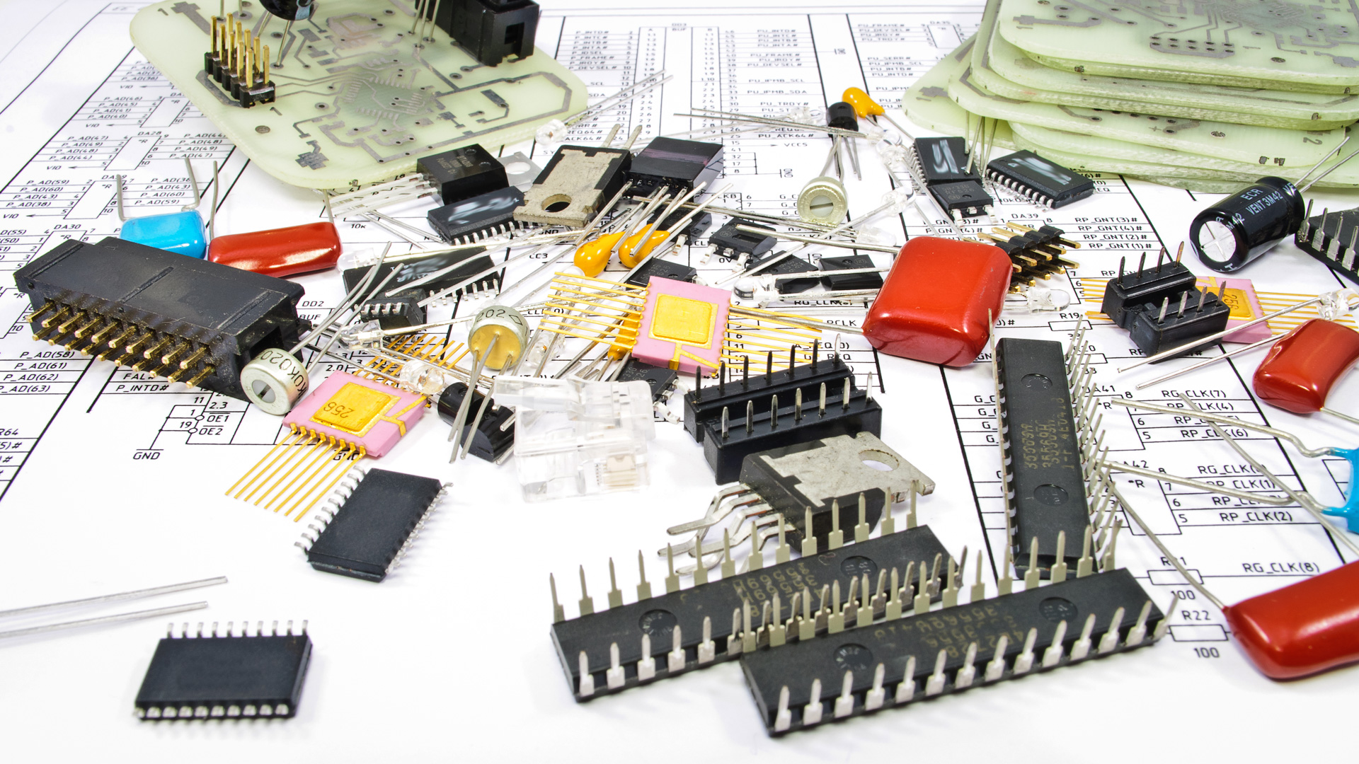 Evatronix Required Documentation Printed Circuit Board Pcb Assembly 1