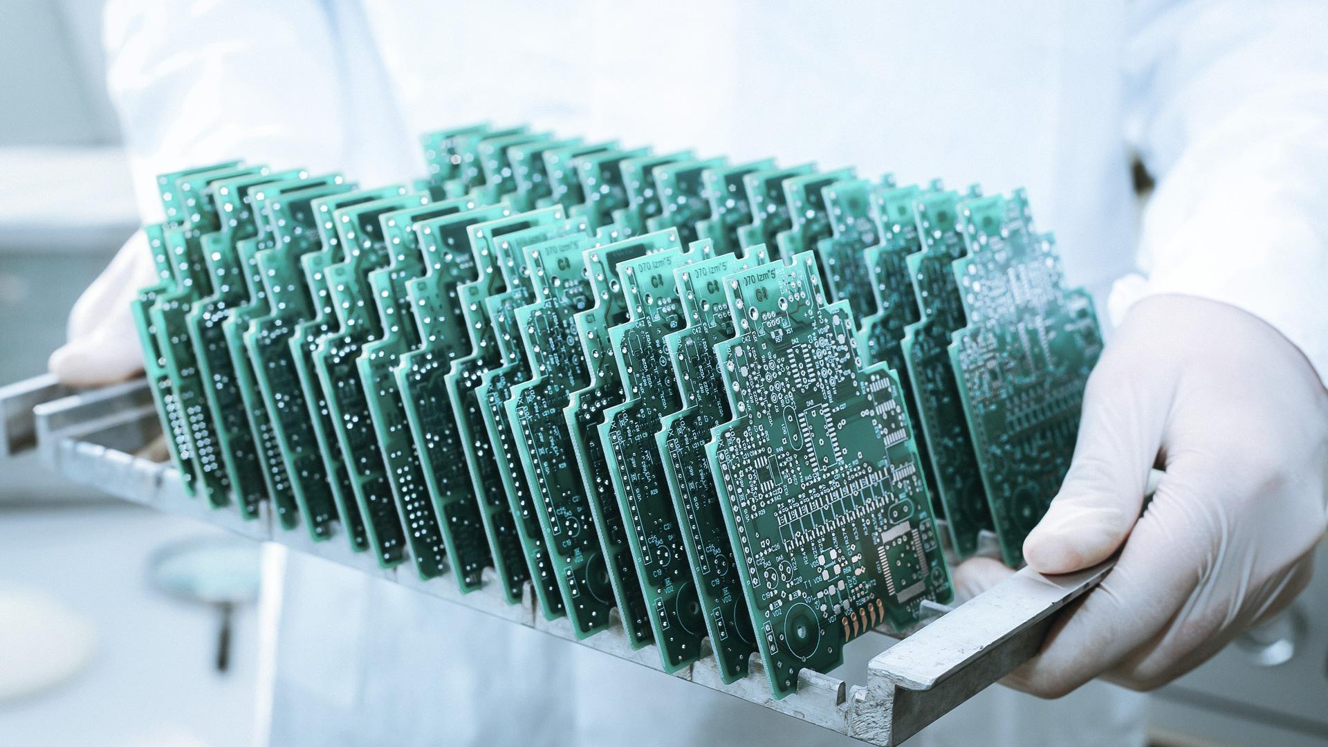 Printed Circuit Board Test Testing Pcb Design Protype Pcb Proto Board