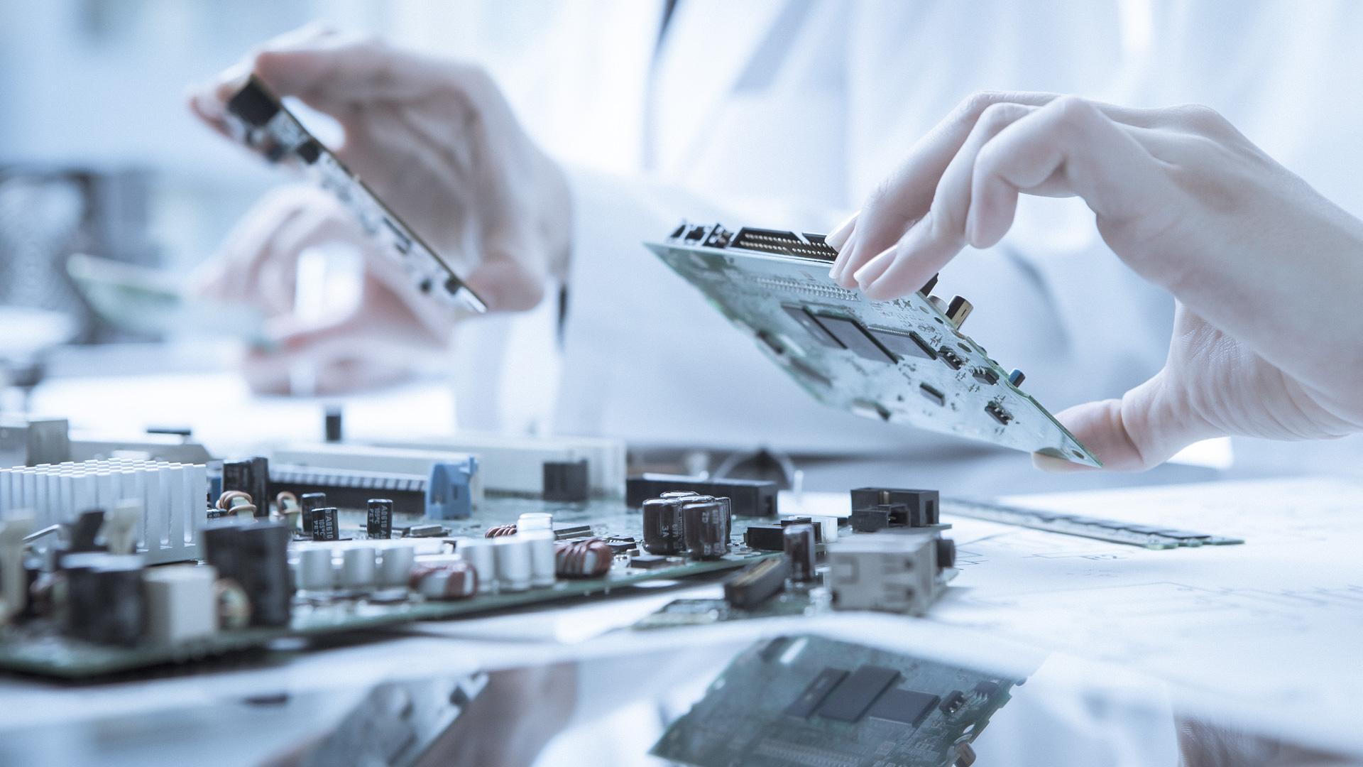 Evatronix Pcb Quality Control Systems