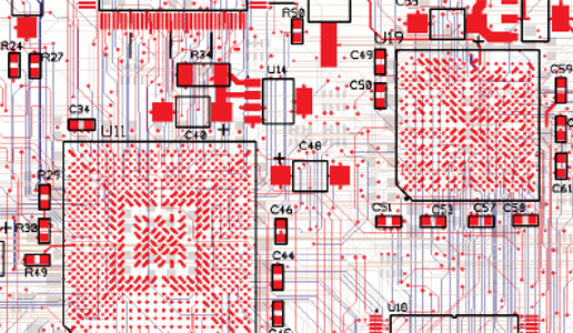 Pulsonix PCB Design Layout
